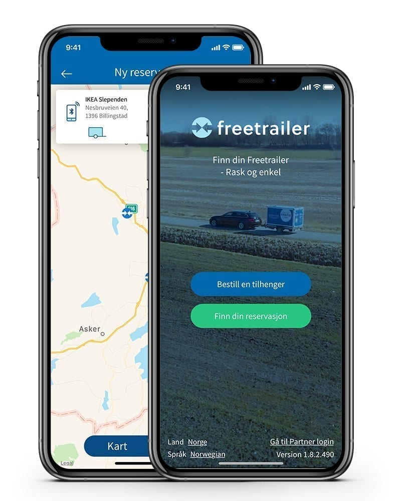 Download Freetrailer App
